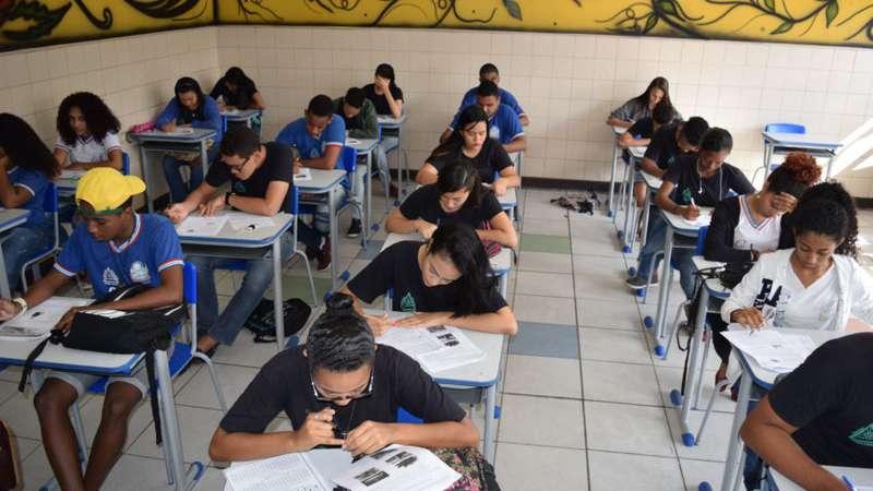 Estudantes- pisa