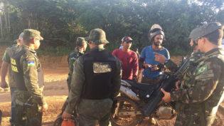 Exército intensifica combate ao crime nas divisas de quatro Estados na Amazônia