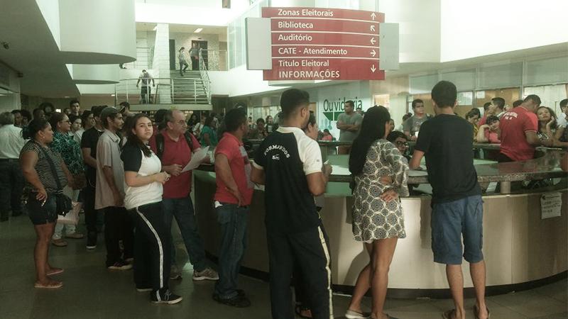 Cartórios eleitorais têm plantão neste fim de semana em Santos
