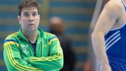Fernando de Carvalho Lopes é investigado por abuso sexual contra atletas da ginástica (Foto: Ricardo Bufolin/CBG)
