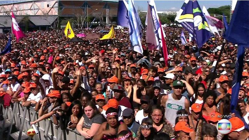 Festa do trabalhador encolhe no 1° de maio após a reforma trabalhista