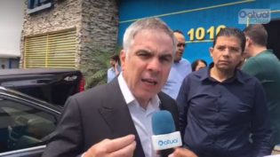 Pré-candidato à Presidência diz que 'xiitismo ambiental' trava a Amazônia