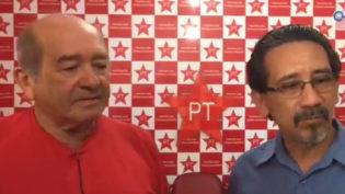 Barroncas e Praciano lançam candidaturas ao governo e Senado pelo PT