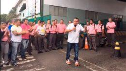 Sindicato dos Rodoviários, Givancir Oliveira