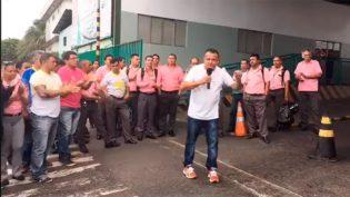 Depois de prefeito dizer que vai à Justiça, rodoviários param 100% da frota em Manaus