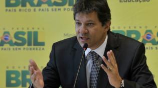 Promotoria denuncia Fernando Haddad por caixa 2 de R$ 2,6 milhões