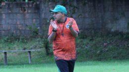 Técnico Igor Cearense terá reforço no jogo contra o Rio Branco no domingo (Foto: Emanuel Mendes/Divulgação)