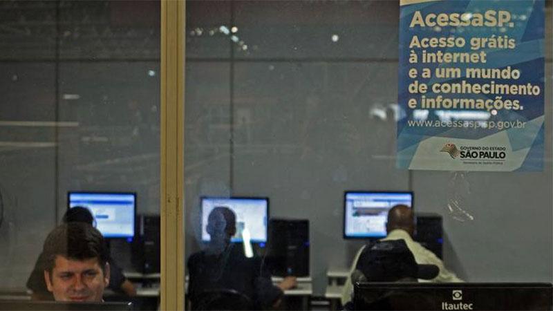 Inclusão digital necessita de renovação dos pontos públicos de internet