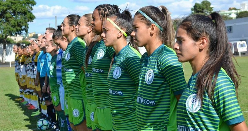 Iranduba venceu o segundo jogo seguido e é vice-líder do Grupo A do Brasileirão Feminino (Foto: Facebook/Reprodução)