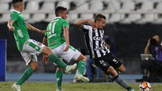 Botafogo e São Paulo passam sufoco, mas avançam na Sul-Americana
