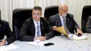 Josué Neto e Belarmino Lins