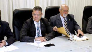 Eleição na ALE esquenta e filho de Belão ataca Josué Neto, Josué Filho e Yara Lins