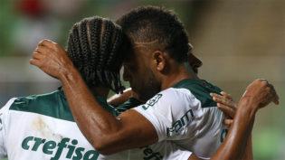 Palmeiras garante vantagem e Grêmio avança na Copa do Brasil