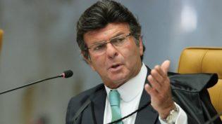 Juízes pedem a Luiz Fux manutenção da regalia do auxílio-moradia