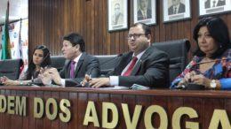 Marco Aurélio Choy, presidente da OAB-AM, afirmou que entidade tem compromisso com a lei (Foto: OAB-AM/Divulgação)