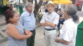Movimento em Manaus é impedido de realizar evento em praça pública