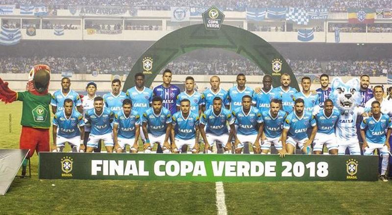 Paysandu é bicampeão da Copa Verde. Também tem dois vices campeonatos da competição (Foto: Paysandu/Divulgação)