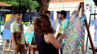 'Pintura Ao Vivo no Largo' vai homenagear o artista plástico amazonense Moacir Andrade