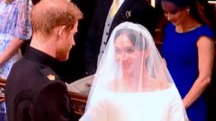 Príncipe Harry e Meghan Markle se casam na capela de St. George, em Windsor