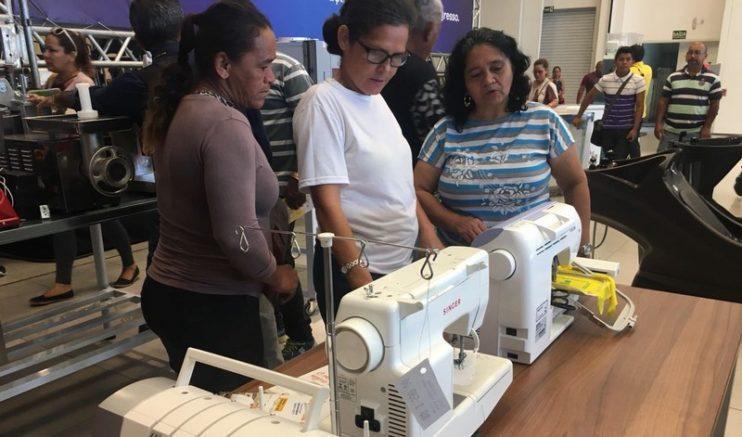 Microempreendedores poderão adquirir máquinas e equipamentos para impulsionar o negócio (Foto: ATUAL)