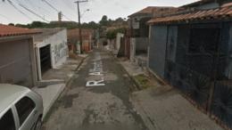 Rua Alfredo Nascimento homenageia deputado federal do Amazonas (Foto: Google Maps/Reprodução)