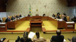 Perda automática do mandato divide o Supremo Tribunal Federal (Foto: Carlos Moura/SCO/STF)