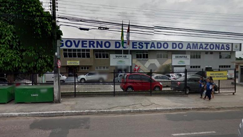 Suhab pagou por serviço de recuperação de valores, mas dinheiro não entrou nos cofres do Estado, afirma o governo (Foto: Google Maps/Reprodução)