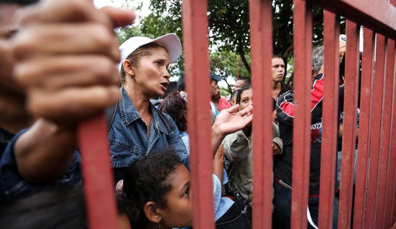 Juiz federal suspende entrada de imigrantes venezuelanos no Brasil