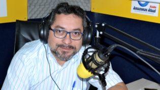 Mídia eletrônica repercute ameaça ao proprietário do AMAZONAS ATUAL