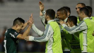 Palmeiras vence no Peru e confirma classificação na Copa Libertadores