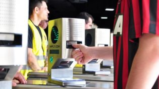Biometria em estádio do Paraná leva à execução de 4 mandados de prisão