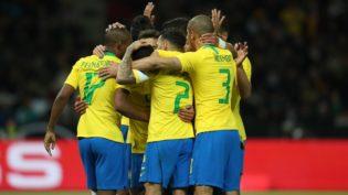 Seleção Brasileira do técnico Tite mostra ser mais produtiva no segundo tempo