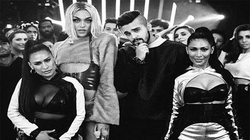 Clipe de Pabllo Vittar, Luan Santana e Simone & Simaria 'viraliza' no dia do lançamento