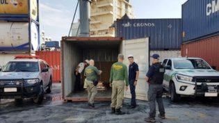 Operação apreende 1,7 tonelada de mercúrio que iria para a Amazônia