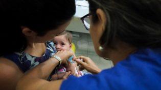 Dos 10.163 casos de sarampo no Brasil, 9,6 mil foram registrados no Amazonas