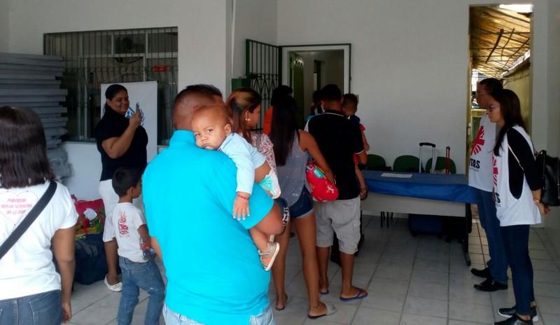 Vaticano destina R$ 3,4 milhões em plano de auxílio a venezuelanos