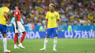 Brasil sai na frente, mas vacila e empata com a Suíça na estreia da Copa