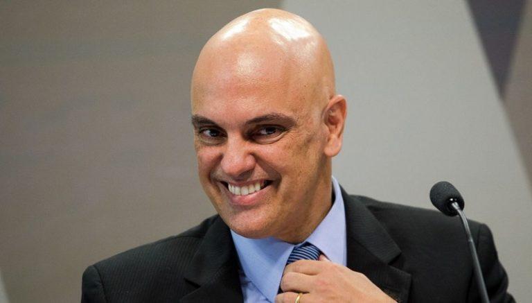 Ministro Alexandre de Moraes, relator da ação, afirma que dispositivo viola liberdade de expressão (Foto: Marcelo Camargo/ABr)