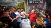 Adail Filho e Amazonino Mendes