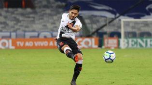 Vasco sai na frente, leva gol de empate e interrompe boa sequência do Cruzeiro