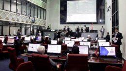 Não houve alteração no valor do salário dos parlamentares, que é de R$ 25,3 mil (Foto: Divulgação)