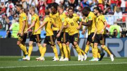 Belgas têm sete gols de saldo na primeira fase do Mundial na Rússia (Foto: Fifa/Divulgação)