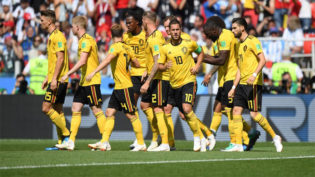 Bélgica goleia Tunísia e garante vaga nas oitavas de final da Copa