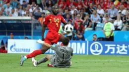 Lukaku fez dois dos três gols da Bélgica e garantiu a vitória contra a estreante seleção do Panamá (Foto: Fifa/Divulgação)