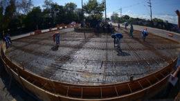 Alça na Avenida Jorge Teixeira já está em fase final e deve ficar pronta ainda este mês (Foto: Diego Caja/Seminf)