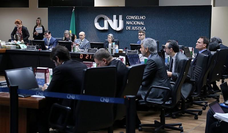 Decisão de abrir processo administrativo contra o o juiz foi unânime (Foto: Luiz Silveira/Agência CNJ)