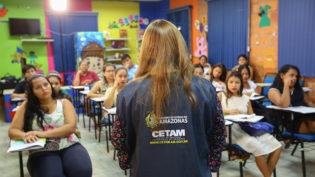 Cetam realiza inscrição para seis mil vagas em cursos de qualificação