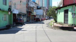 Cinco ruas do bairro Chapada, em Manaus, terão sentido único
