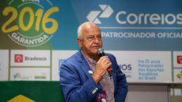 Ex-presidente da CBDA, Coaracy Nunes foi denunciado por peculato e fraude (Foto: CBDA/Divulgação)