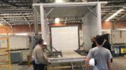 Celas pré-moldadas são feitas com concretagem de alta resistência de fibra de vidro (Foto: Seap-AM/Divulgação)